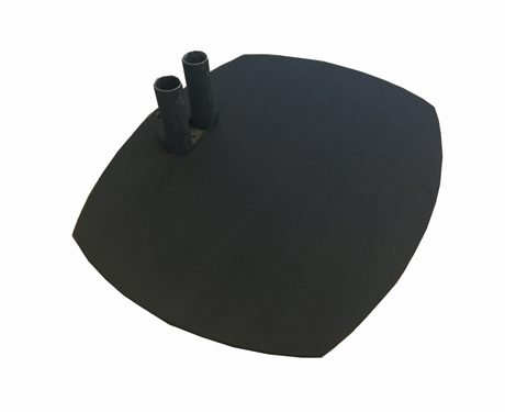 Dual-Pole Base Plate Cover (Base plate cover only)