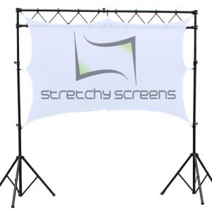 10x7 Ft Portable Projection Screen with Frame