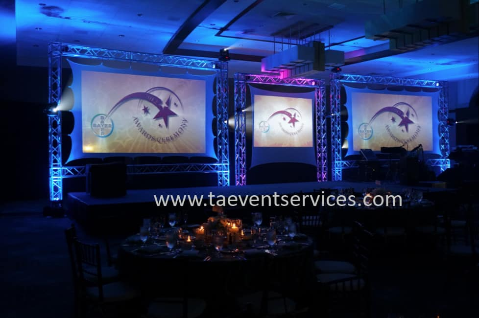 20x12 Ft Stretch Projection Screen Stretchy Screens