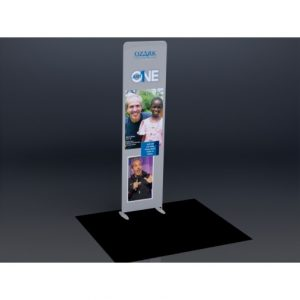 4x15 Ft Tension Fabric Display