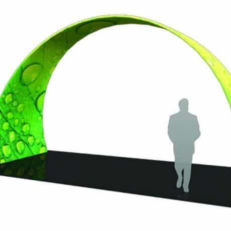 Tension Fabric Arches