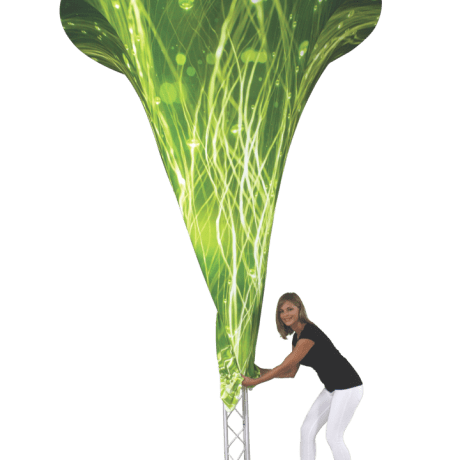 Tension Fabric Funnel