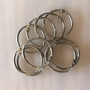stretch shapes panel wall rings