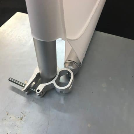 stretch quick wall clamp